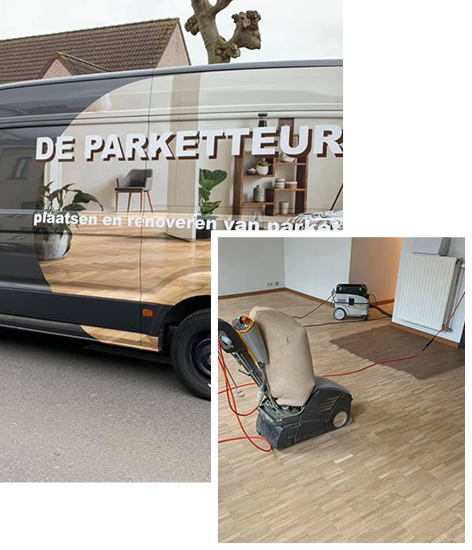 De Parketteur - home